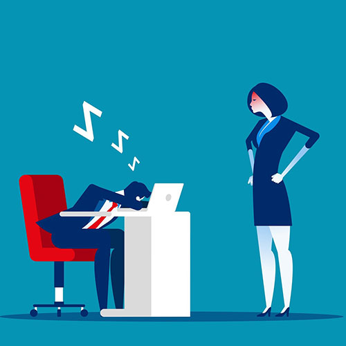 Top 3 most annoying co-worker traits, and how to deal with them