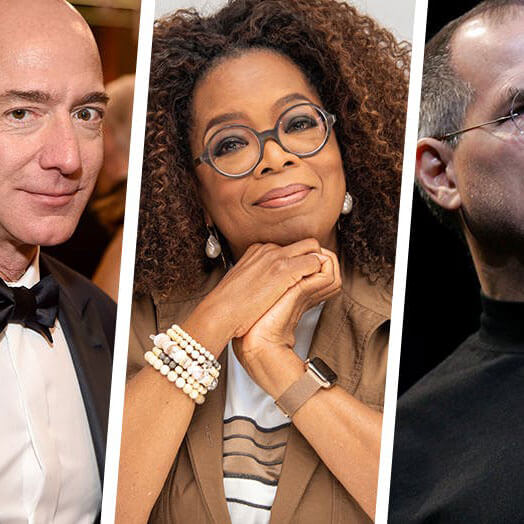 Oprah, Steve Jobs, Jeff Bezos—How Does Birth Order Impact Career Success?